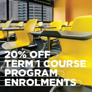 20% OFF Term 1* Course Program Enrolments at Talent 100 Hurstville