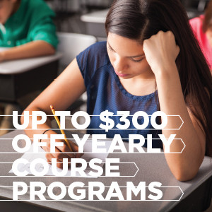 Save up to $300 on Yearly Course Program Enrolments at Talent 100 Hurstville