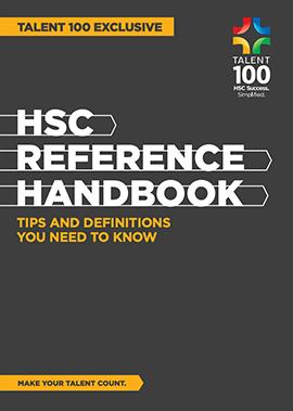 HSC Reference Handbook